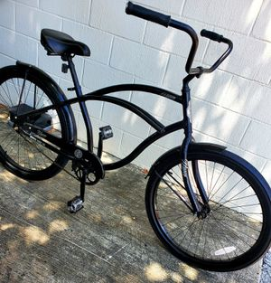 "26"" HYPER CRUISER BLACK BEACH BIKE GREAT CONDITIONS READY TO RIDE. for Sale in Tampa, FL"