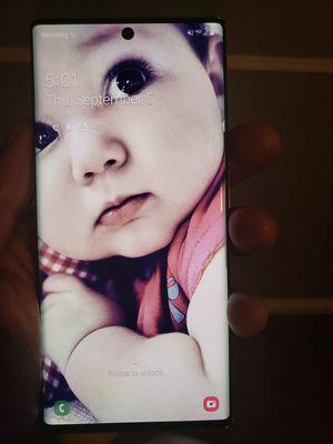 New samsung Galaxy Note 10 (verizon) for Sale in Norwalk, CA