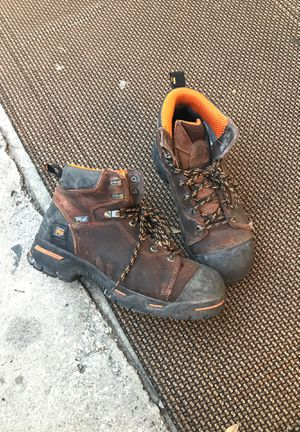 Timberlane Pro work Boots (steeltoe) for Sale in TWN N CNTRY, FL