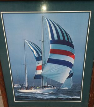 Sailboat picture for Sale in Parma, OH