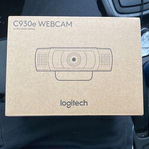 Logitech C930e WEBCAM Ultra Wide Angle for Sale in Glen Allen, VA