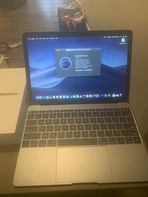 Like NEW Apple MacBook 12 inch for Sale in Seattle, WA