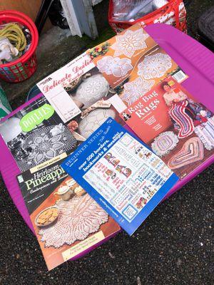 Crochet Books for Sale in Kent, WA