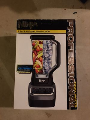 Ninja prof 1000 for Sale in Malvern, PA