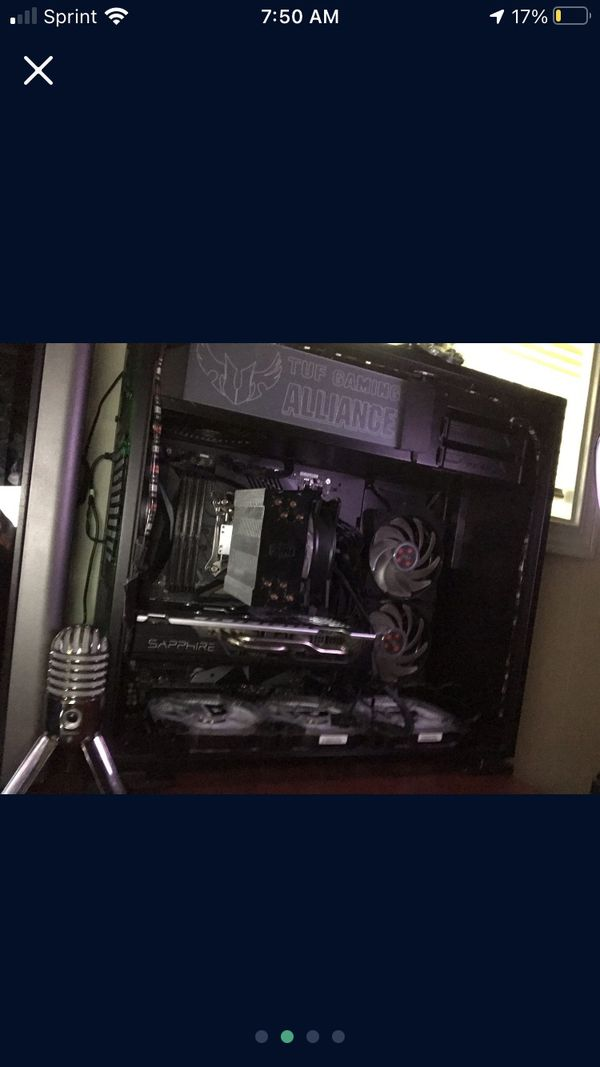Gaming Pc Trade / Part Out