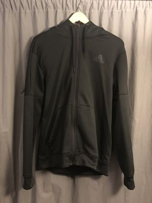 Adidas black hoodie sz M for Sale in Burke, VA