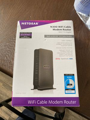 Modem router for Sale in Cheyenne, WY