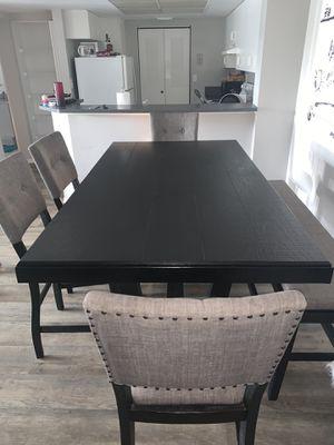 6 Piece Kitchen Table Set for Sale in Pembroke Pines, FL