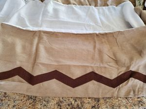 Boy and girl crib skirts for Sale in Byrnes Mill, MO