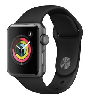 apple watch with charger included for Sale in Houston, TX