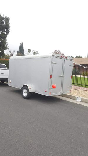 ENCLOSED TRAILER PACE 6X13X6.5 for Sale in Los Angeles, CA