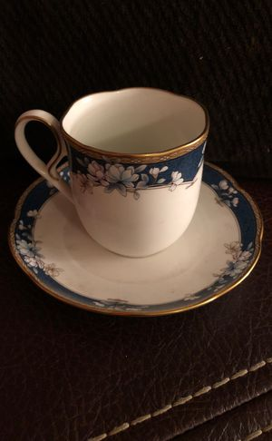 Noritake cup and saucer for Sale in Eastman, GA