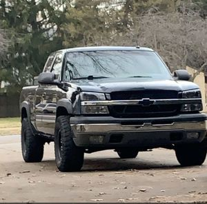 2003 Chevy Silverado 2500 for Sale in Sidney, OH