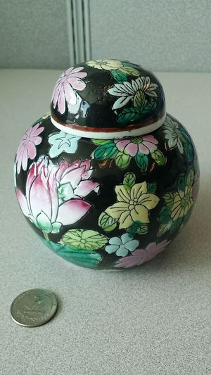 Antique China Ginger Jar for Sale in Olympia, WA