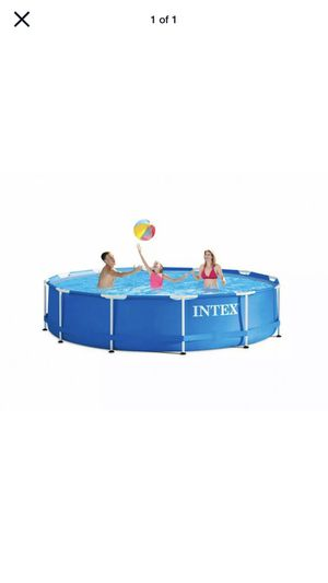 """Intex Pool 12' x 30"""" NEW! for Sale in Dighton, MA"""