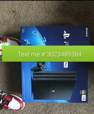 Sony ps4 pro 1tb playstation 4 pro 1tb for Sale in Los Angeles, CA
