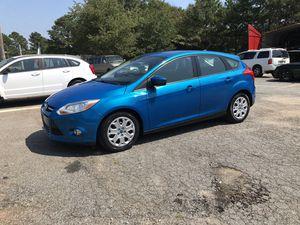 2012 Ford Focus SE hatchback for Sale in Marietta, GA