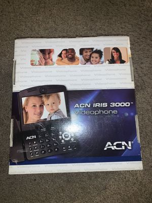 ACN IRIS 3000 Videophone for Sale in Moreno Valley, CA