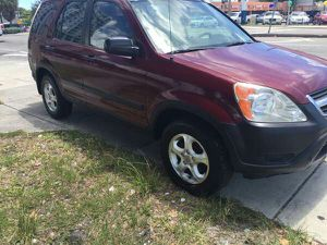 2002 honda crv..cold ac.. for Sale in Miami, FL