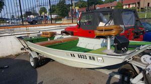 14ft john boat for Sale in Laurel, MD
