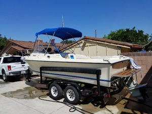 1981 Skipjack 20 open fishing boat for Sale in Paramount, CA