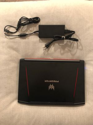 Acer Predator Helios 300 Gaming Laptop for Sale in Fox Lake, IL