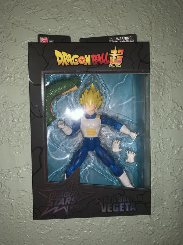 Dragon ball super action figures and Funko pops