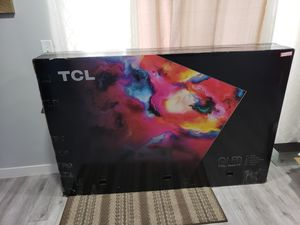 "Tcl qled 65"" tv for Sale in Fort Lauderdale, FL"