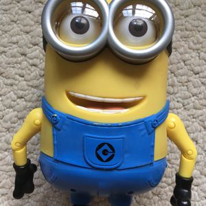 New Bob Minion Despicable Me - Talking and Singing for Sale in Fairfax, VA