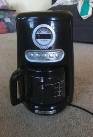 KitchenAid 10-Cup Glass Coffee Maker for Sale in Woodbridge, VA