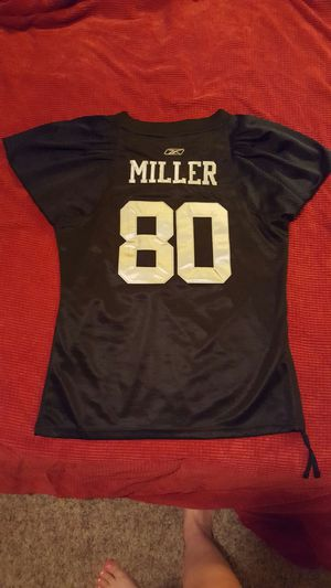 Authentic Raiders #80 Zack Miller jersey for Sale in Leavenworth, WA