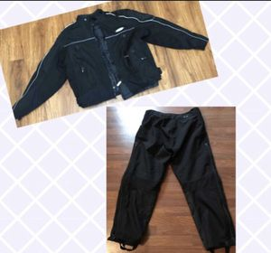 Harley Davidson Motorcycle Jacket and Pants for Sale in Martinsburg, WV