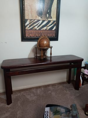 Entry/sofa table for Sale in Vallejo, CA