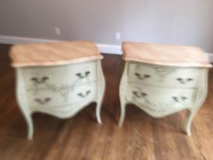 Antique furniture paint by hand for Sale in Wellesley, MA