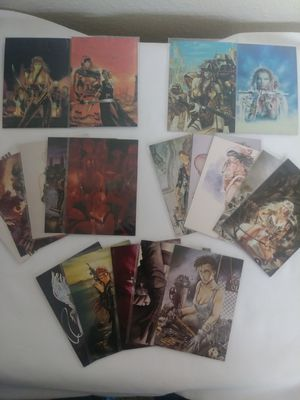 1995 Art of Heavy Metal collectible cards for Sale in Tacoma, WA