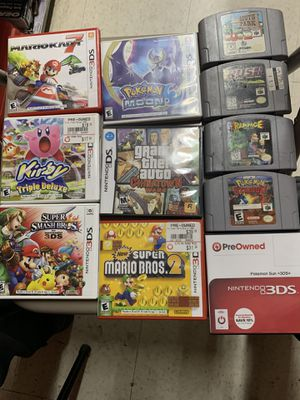 Super Mario's Bros 2 for the Nintendo 3ds. Check out my other offers for Sale in Phoenix, AZ