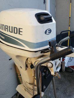 1998 8hp Evinrude 4stroke Outboard $750 for Sale in San Jose,  CA