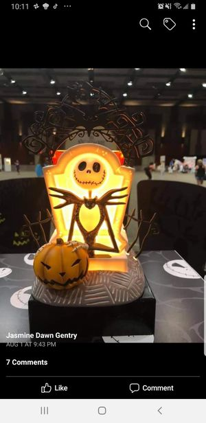 Scentsy Jack the Pumpkin skeleton warmer preorders for Sale in Cleveland, OH