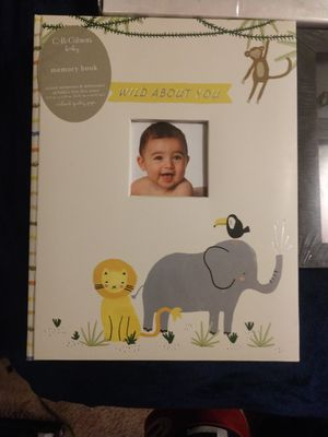 Baby book and plaques for Sale in East Wenatchee, WA