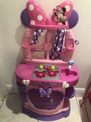 Minnie Mouse Kitchen for Sale in Carol City, FL