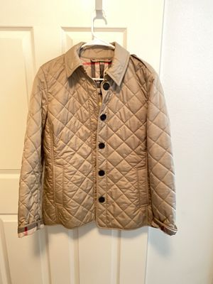 Burberry Canvas Quilted Ashurst Jacket for Sale in San Diego, CA