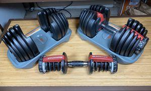Bowflex Selecttech 552 Dumbbells Pair for Sale in Pinellas Park, FL