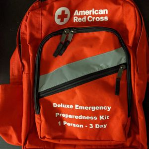 Emergency Backpack (Backpack Only, No Supplies) for Sale in Huntington Beach, CA