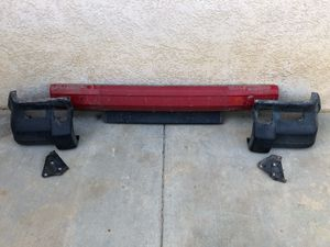 Jeep Cherokee Stock Front Bumper for Sale in Bakersfield, CA