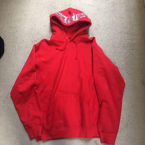 Supreme sequin arc hoodie for Sale in Herndon, VA