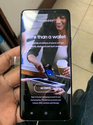 Samsung s9 plus 64gb unlocked brand new for Sale in Snellville, GA