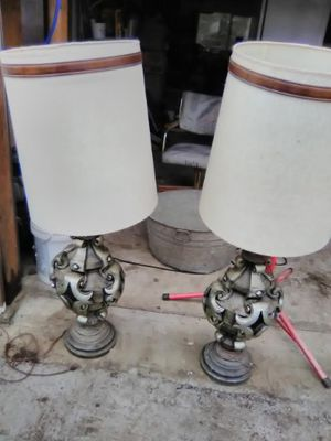 Awesome Antique Victorian lamps for Sale in Keizer, OR
