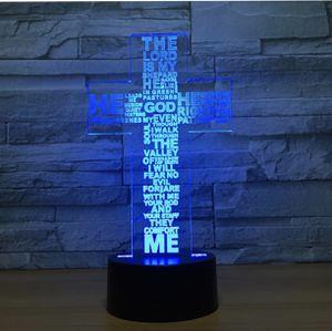 Desk table 3D Jesus Christ night light for Sale in Philadelphia, PA
