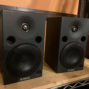Yamaha MSP5A Studio Monitors - Pair for Sale in Portland, OR