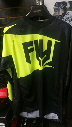 Dirt bike Jersey Brand New Fly Racing some small medium large extra large 2xl for Sale in San Diego, CA